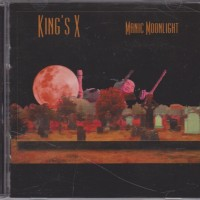 REVIEW:  King's X - Manic Moonlight (2001)