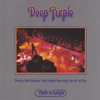 REVIEW:  Deep Purple - Made in Europe (1976)