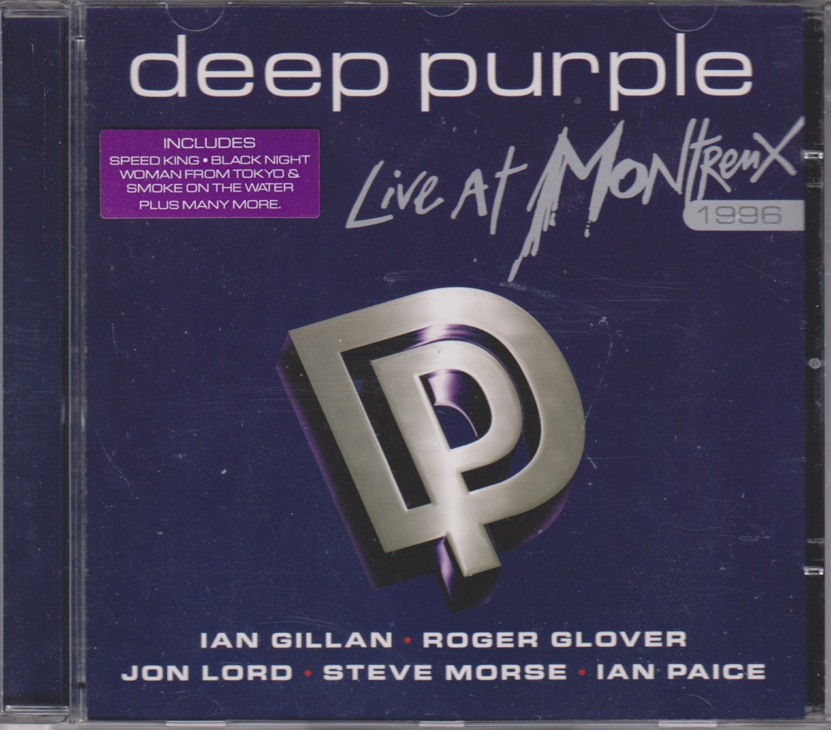 REVIEW:  Deep Purple - Live at Montreux 1996 (2006)