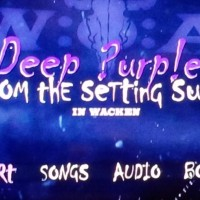 REVIEW:  Deep Purple - From the Setting Sun...in Wacken (2 CD/1DVD)