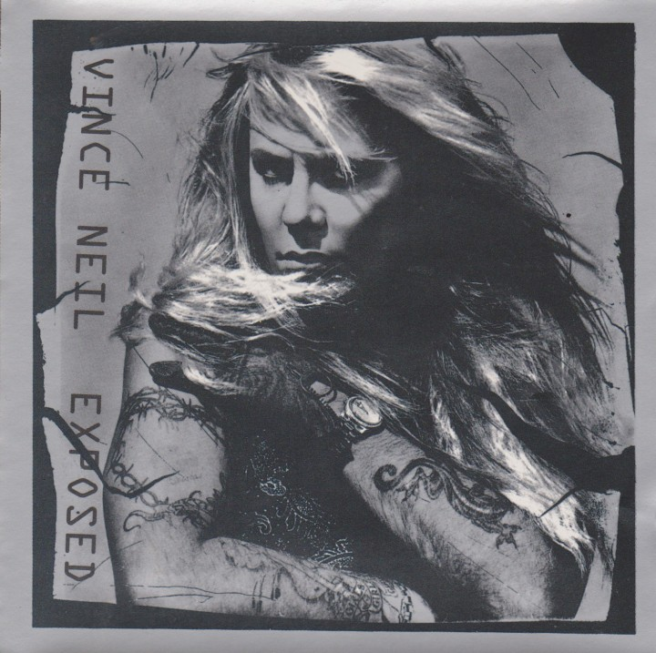 REVIEW:  Vince Neil – Exposed(1993)