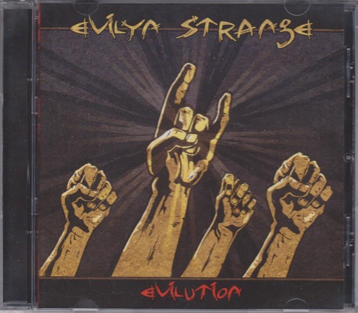 REVIEW:  Evilyn Strange – Evilution (2016EP)