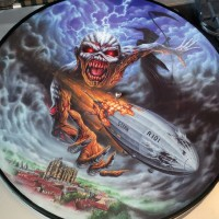 "REVIEW:  Iron Maiden - ""Empire of the Clouds"" (2016 Record Store Day picture disc single)"