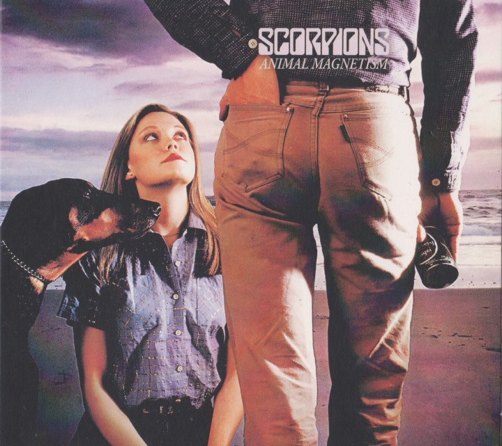 REVIEW: Scorpions – Animal Magnetism (2015 deluxe edition)