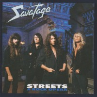 REVIEW:  Savatage - Streets: A Rock Opera (1991, 2002 remaster)
