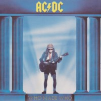 REVIEW:  AC/DC - Who Made Who (1986 soundtrack to Maximum Overdrive)