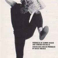 REVIEW:  Sammy Hagar - Sammy Hagar / I Never Said Goodbye (1987)