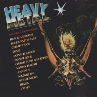 REVIEW:  Heavy Metal - Music From the Motion Picture (1981)
