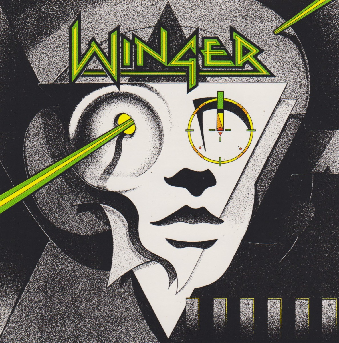REVIEW:  Winger - Winger (1988)
