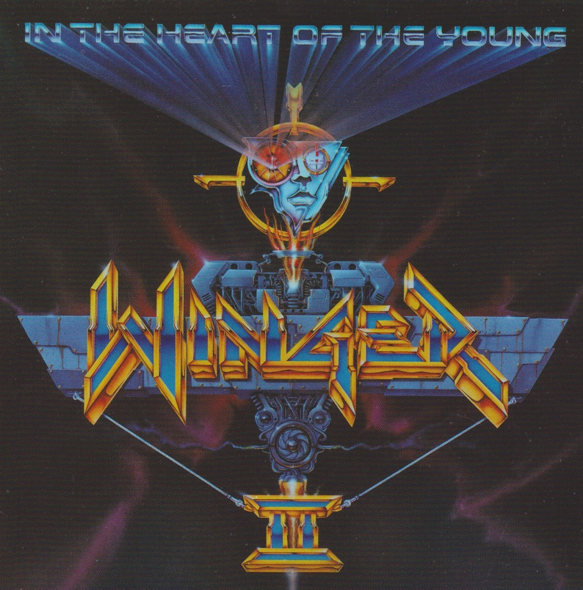 REVIEW:  Winger - II - In the Heart of the Young (1990)
