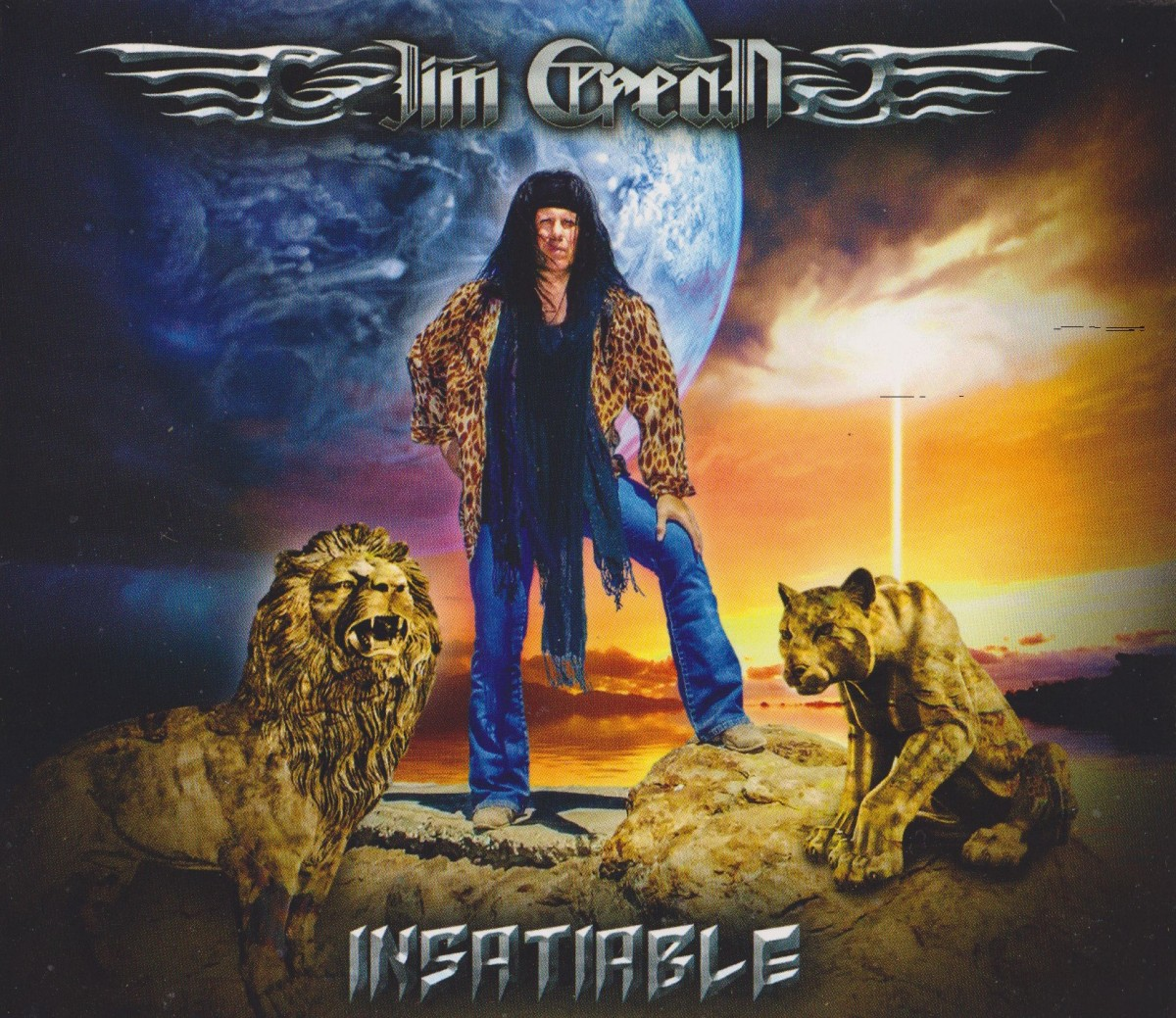 REVIEW:  Jim Crean - Insatiable (2016)