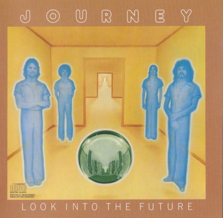 REVIEW:  Journey – Look Into the Future (1976) #200wordchallenge