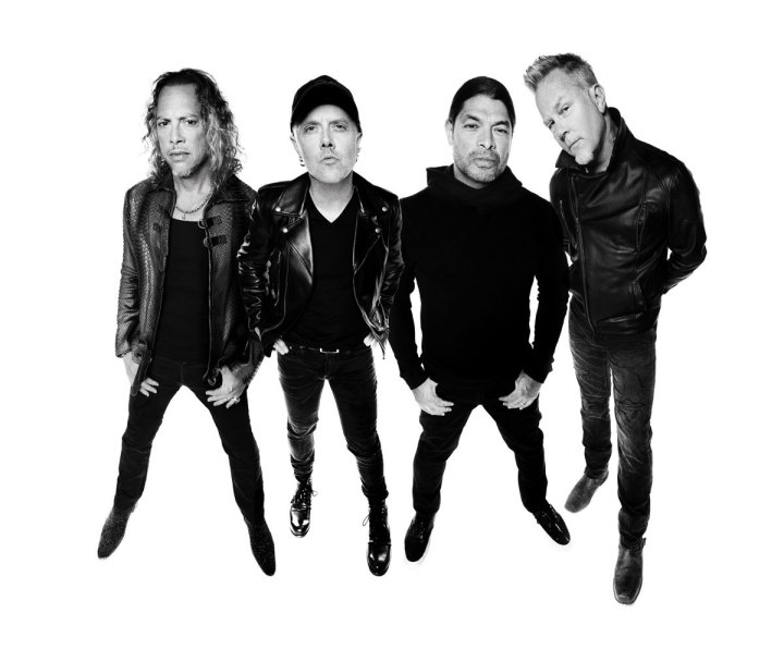 """REVIEW:  Metallica – """"Hardwired"""" (2016single)"""