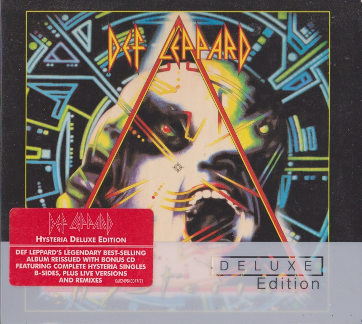 REVIEW:  Def Leppard – Hysteria (1987, 2006 deluxeedition)