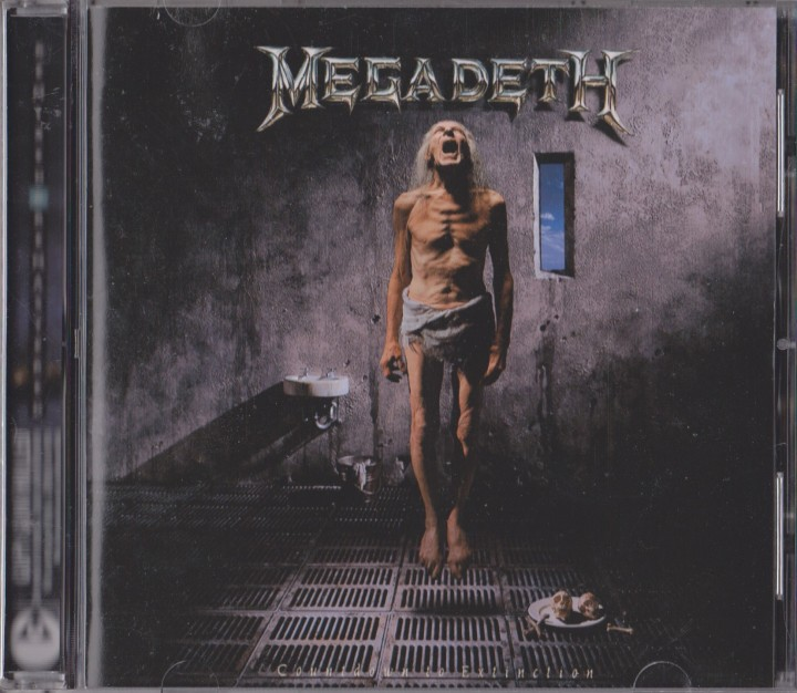 REVIEW:  Megadeth – Countdown to Extinction (Remixed & Remastered) #200wordchallenge