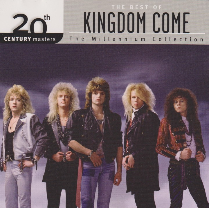 REVIEW:  Kingdom Come – 20th Century Masters – The Millennium Collection