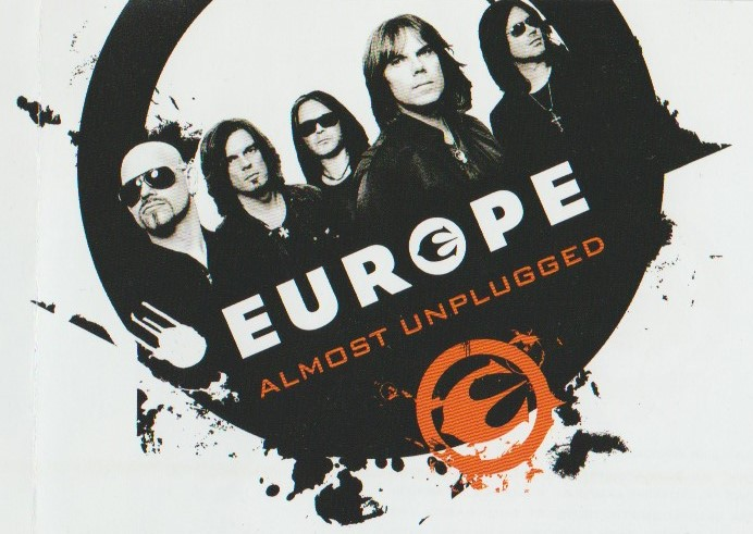 REVIEW:  Europe – Almost Unplugged(2009)
