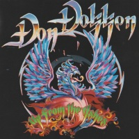 REVIEW:  Don Dokken - Up From the Ashes (1990)