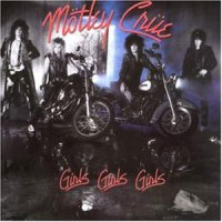 REVIEW:  Mötley Crüe - Girls, Girls, Girls (2003 remastered edition)