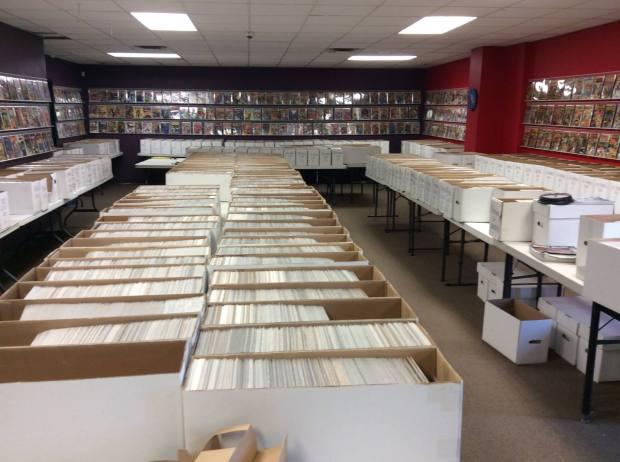 Comic Book Store Kitchener