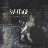 REVIEW:  Savatage - U.S.A. 1990 (bootleg CD)
