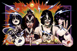 Image result for kiss unmasked