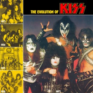 EVOLUTION OF KISS ALIVE II