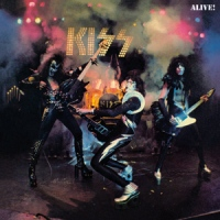 RE-REVIEW:  KISS - Alive! (1975)