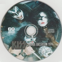 REVIEW:  KISS - Agora Ballroom 1974 (Cleveland broadcast plus bonus cuts)