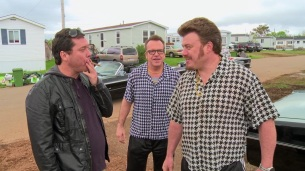 DOUG BENSON TOM ARNOLD AND RICKY