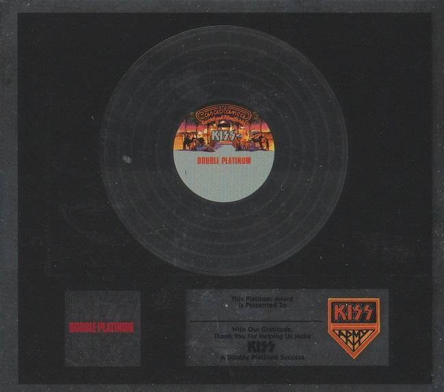 RE-REVIEW:  KISS – Double Platinum(1978)