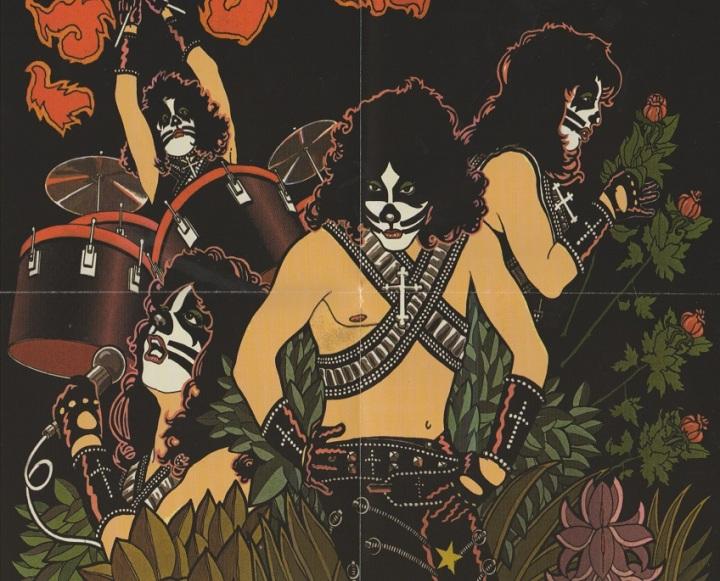 RE-REVIEW:  KISS – Peter Criss (1978 soloalbum)