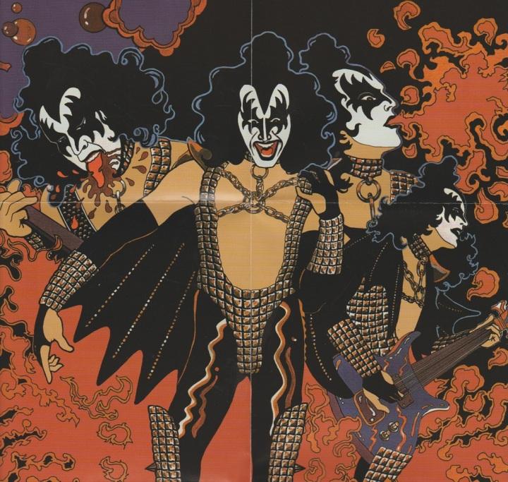 RE-REVIEW:  KISS – Gene Simmons (1978 soloalbum)