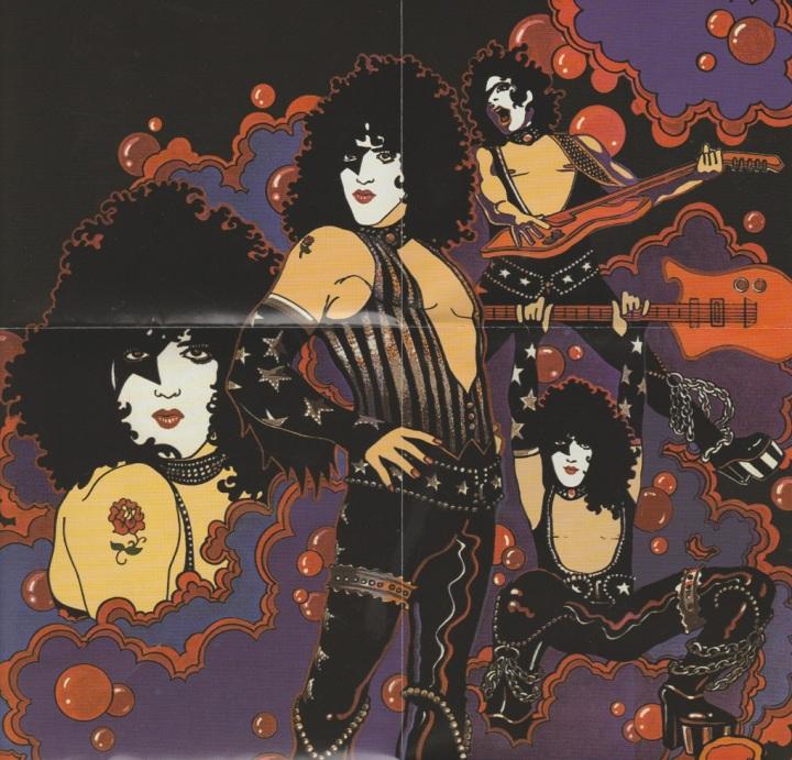 RE-REVIEW:  KISS – Paul Stanley (1978 soloalbum)