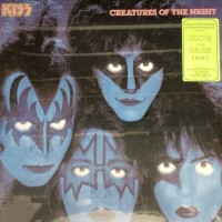 RE-REVIEW:  KISS - Creatures of the Night (1982/1985)
