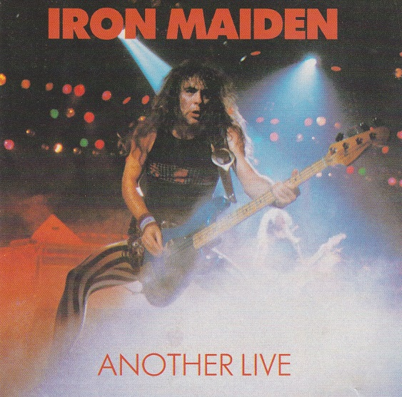 REVIEW: Iron Maiden – Another Live (1981 bootleg) | mikeladano com
