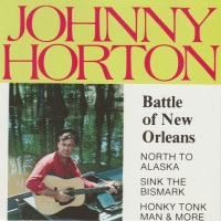 REVIEW:  Johnny Horton - Battle of New Orleans (1981/1990)