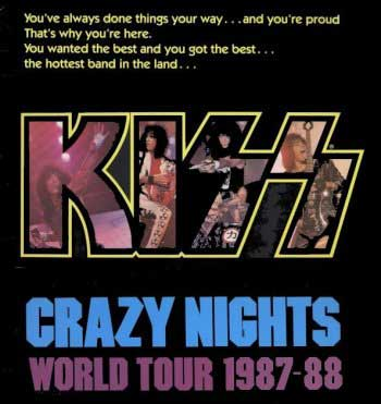 REVIEW: KISS – Monsters of Rock (live 1988 bootleg) | mikeladano com
