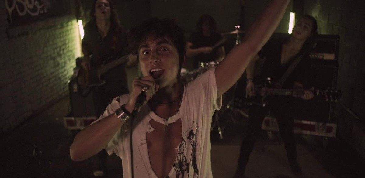 REVIEW:  Greta Van Fleet - Black Smoke Rising (2017 EP)
