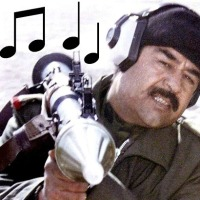 Sunday Chuckle:  Saddam Will Always Love You