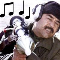 Sunday Chuckle:  Saddam Will Always Love You