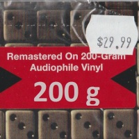 #604:  Heavy Vinyl is a Tactile Experience