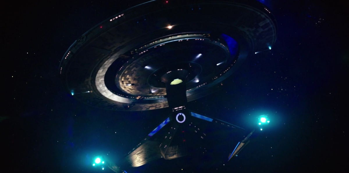 TV REVIEW:  Star Trek: Discovery - Season 1, Chapter One (2017)
