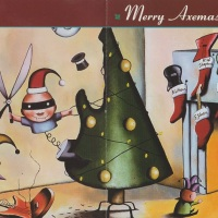 REVIEW:  Merry Axemas - A Guitar Christmas - Various Artists (1997)