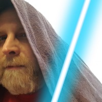 Sunday Chuckle:  Mike the Jedi
