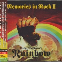 REVIEW:  Ritchie Blackmore's Rainbow - Memories In Rock II (2018 Japanese edition)
