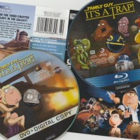 "Blu-ray REVIEW:  Family Guy - ""It's a Trap!"" (2010)"