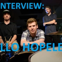 Interview:  HELLO HOPELESS - November 2018