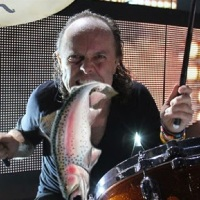 WTF SEARCH TERMS:  Lars Ulrich Trout (Thunder Bay) edition