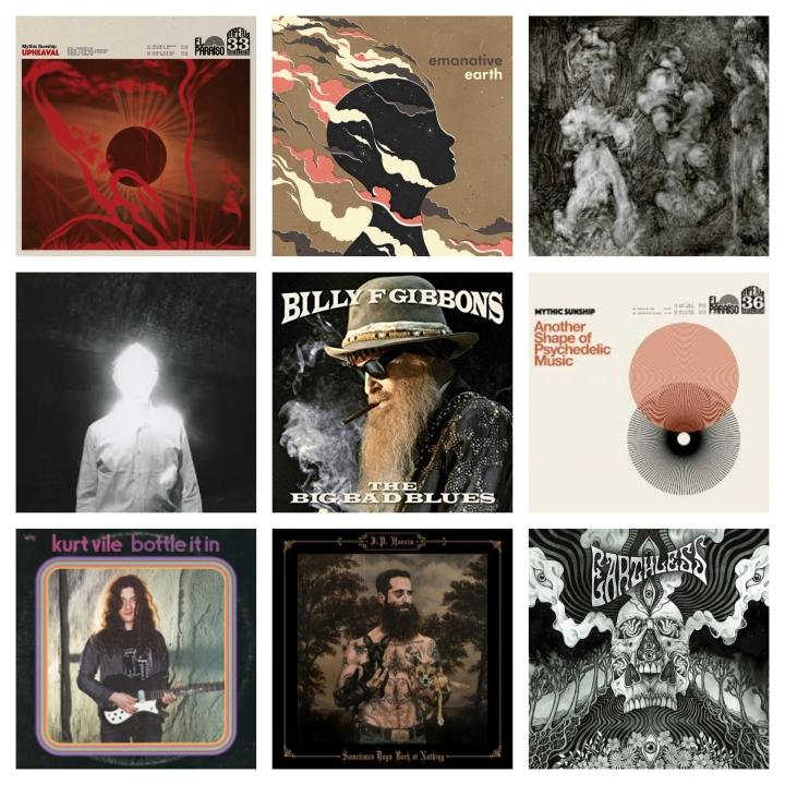 #729.1:  Best of 2018! by J from ResurrectionSongs